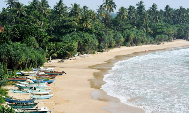 6 of the best places to stay on Sri Lanka's South Coast