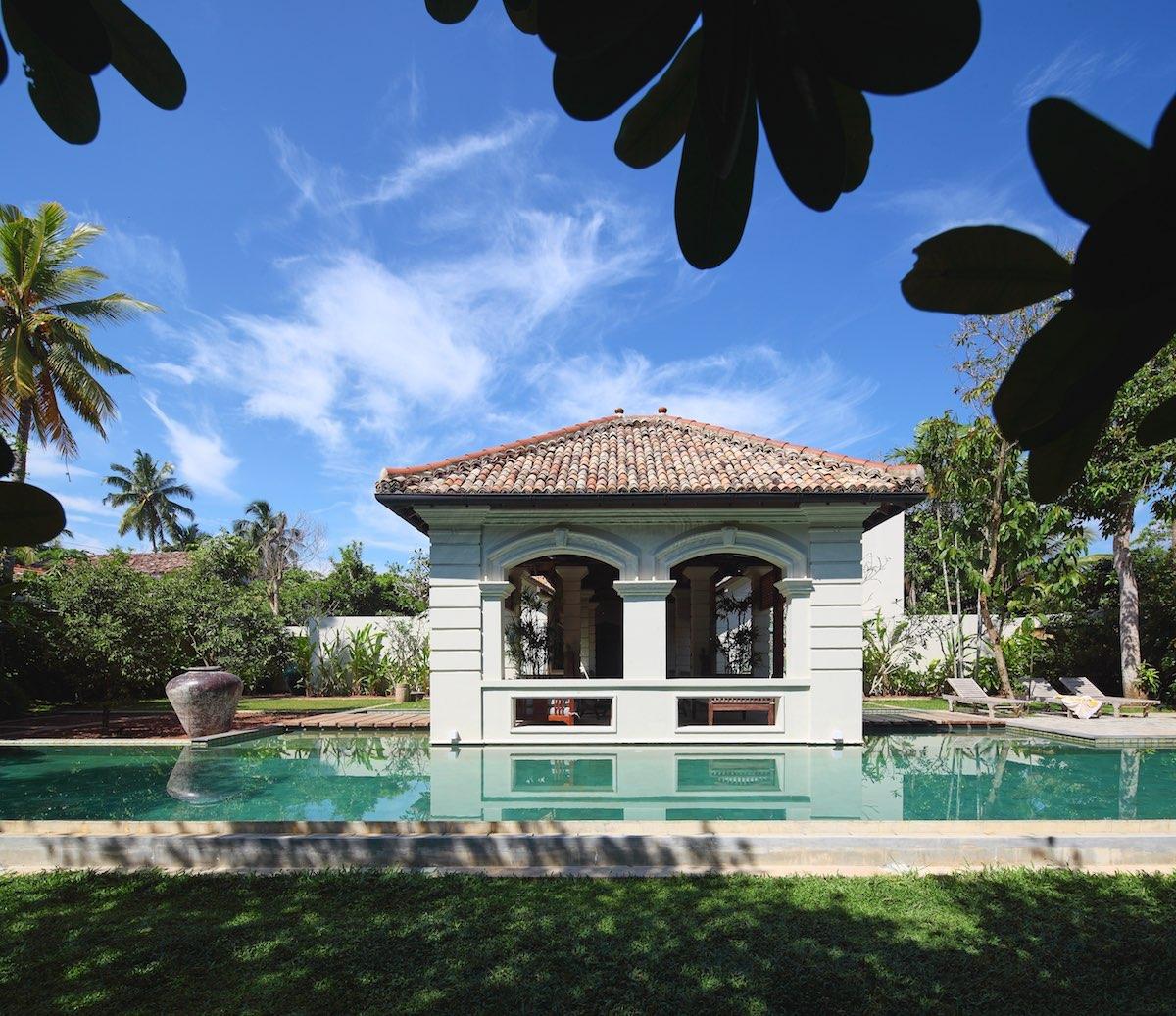 Cantaloupe House, Ahangama