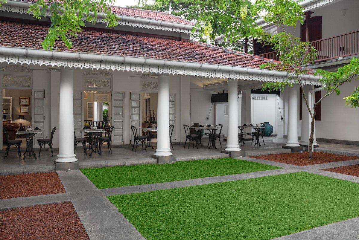 Maniumpathy, Colombo